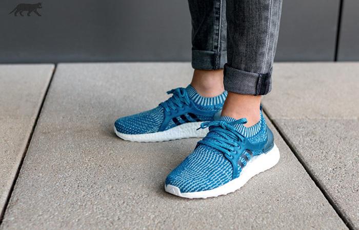 Adidas Ultraboost X Parley Running Shoe Women