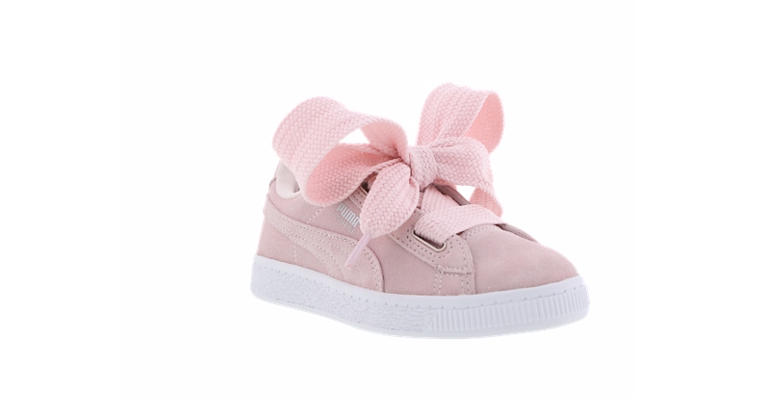 Footlocker Uk Special Puma Basket Heart Suede Releasing