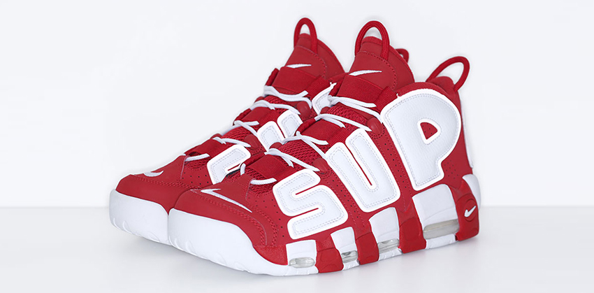 Supreme x Nike Air More Uptempo In UK Europe - Sneaker News and Release Updates in UK Europe 01