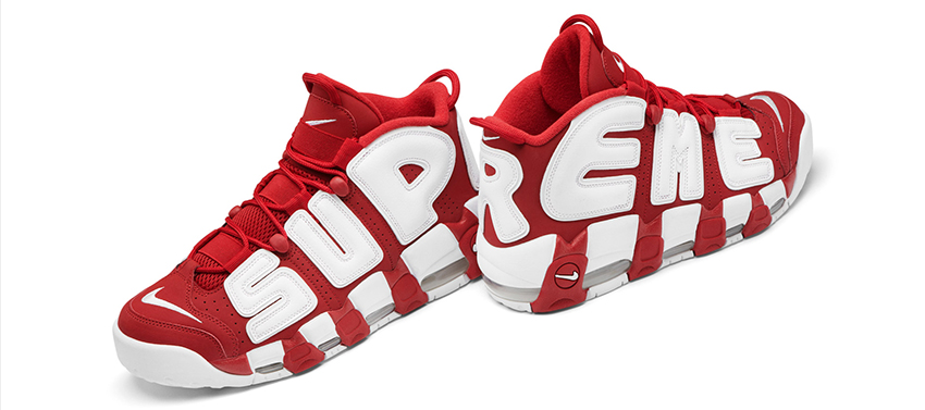 Supreme x Nike Air More Uptempo In UK Europe - Sneaker News and Release Updates in UK Europe 09