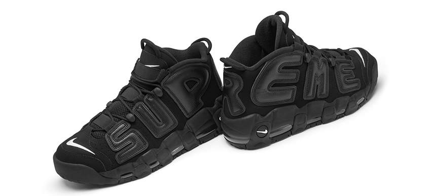 Supreme x Nike Air More Uptempo In UK Europe - Sneaker News and Release Updates in UK Europe 11