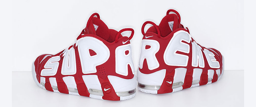 Supreme x Nike Air More Uptempo In UK Europe - Sneaker News and Release Updates in UK Europe 12