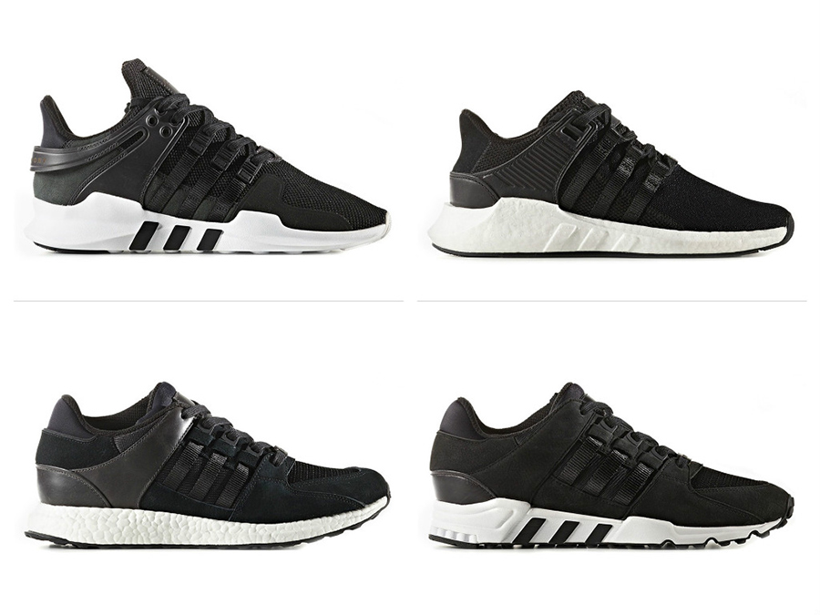 adidas EQT Core Black Pack Releasing This April