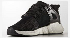 adidas EQT Support 93-17 Black White BB1236 b