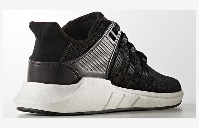 adidas EQT Support 93-17 Black White BB1236 d