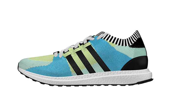 adidas EQT Support 93 Primeknit Frozen Yellow BB1244 d Buy New Sneakers from UK Europe EU