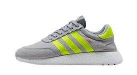 adidas Iniki Runner Grey Volt a