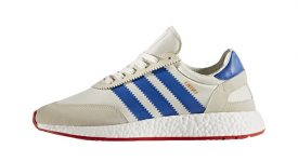 adidas Iniki Runner White Pride of the 70s BB2093 h