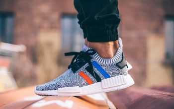 adidas NMD R1 Primeknit Tri-Colour Grey BB2888 - adidas NMD shoes are available at FootLocker