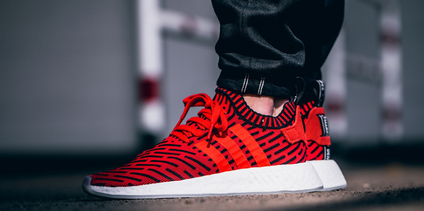 5f186a009 adidas NMD R2 Core Red Primeknit BB2910 instock - Sneakers News and Release  Updates in UK