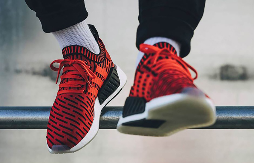 d3cb1b188d73c adidas NMD R2 Core Red Primeknit BB2910 instock - Sneakers News and Release  Updates in UK