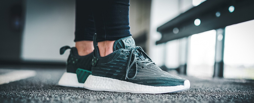 b02aff867e068 adidas NMD R2 Green White BA7261 - Sneaker News and Release Updates in UK 07