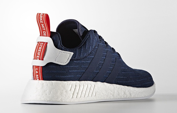 lowest price 33f1f d7849 adidas NMD R2 Navy