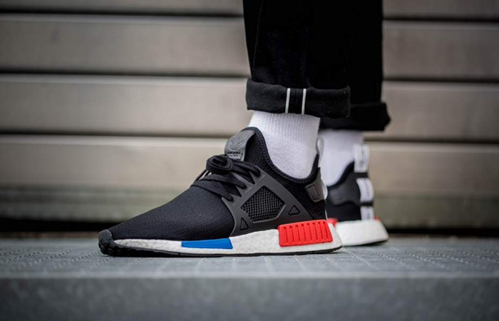 Adidas NMD XR1 Duck Camo BA7233 & NMD Wool 3M Black White