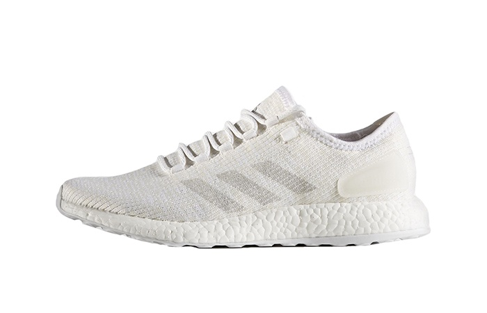 wholesale dealer 1b094 b33bc adidas Pure Boost Clima White