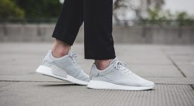 on sale 7d79b 8247b ... adidas x Wings+Horns NMD R2 White BB3118 e ...