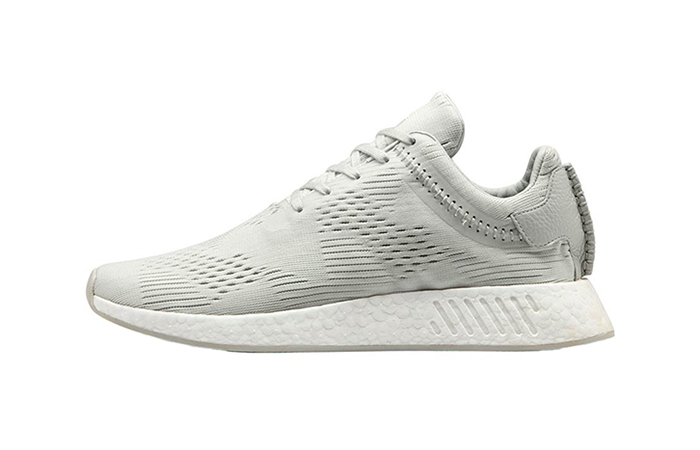 official photos 3cec6 adc0a adidas x Wings+Horns NMD R2 White