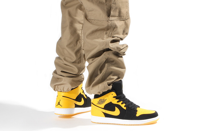 sale retailer 66836 fb03d ... Air Jordan 1 Mid New Love 554724-035 Buy New Sneakers Trainers FOR Man  Women ...