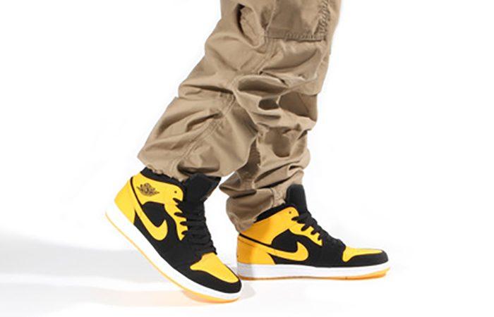 Air Jordan 1 Mid New Love 554724-035 Buy New Sneakers Trainers FOR Man Women in UK Europe EU 05