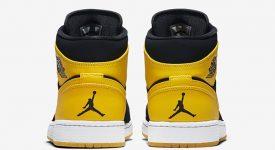 Air Jordan 1 Mid New Love 554724-035 b