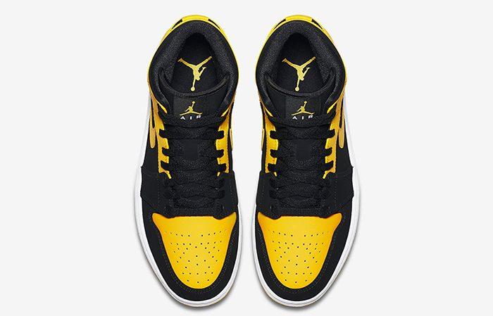 Air Jordan 1 Mid New Love 554724-035 c