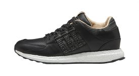 Avenue x adidas Consortium EQT Support Ultra Black CP9639 CP9640 Buy New Sneakers Trainers FOR Man Women in UK Europe EU 01
