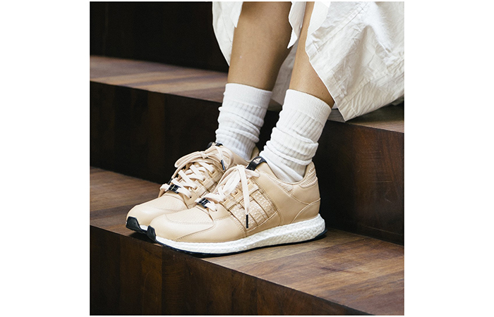 Avenue x adidas Consortium EQT Support Ultra Black CP9639 CP9640 Buy New Sneakers Trainers FOR Man Women in UK Europe EU 09