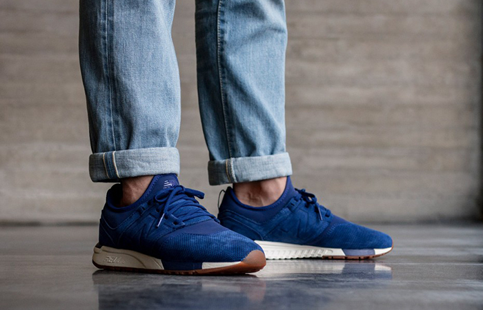 New Balance 247 Dawn Till Dusk Blue MRL247BA Buy New Sneakers Trainers FOR Man Women in UK Europe EU Germany DE 02