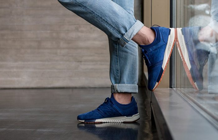 New Balance 247 Dawn Till Dusk Blue MRL247BA Buy New Sneakers Trainers FOR Man Women in UK Europe EU Germany DE 03