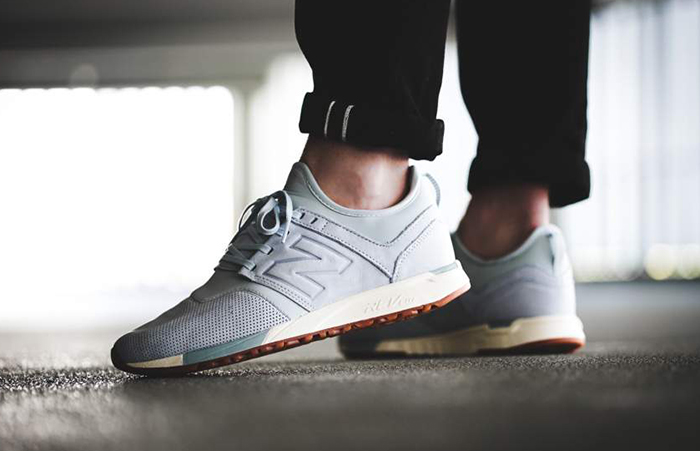 New Balance 247 Dawn Till Dusk Light Blue