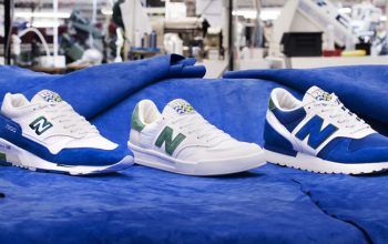New Balance Cumbria Flag Blue and Green Buy New Sneakers Trainers FOR Man Women in UK Europe EU 09