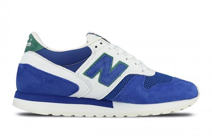 New Balance M770CF Cumbrian Pack Green 573021-60-5 Buy New Sneakers Trainers FOR Man Women in UK Europe EU 02