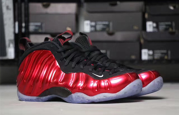 76d7d593d47 Nike Air Foamposite One Metallic Red First Look – Fastsole