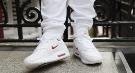 Nike Air Max 1 Jewel OG White 918354-104 Buy New Sneakers Trainers FOR Man Women in UK Europe EU 02