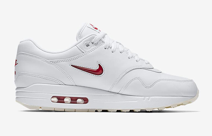 Nike Air Max 1 Jewel OG White 918354-104 Buy New Sneakers Trainers FOR Man Women in UK Europe EU 06