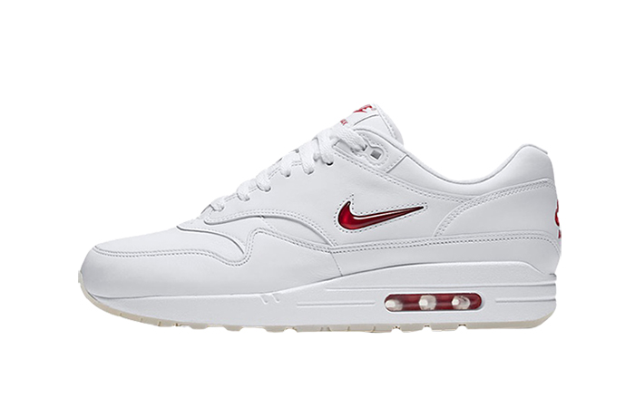 Nike Air Max 1 Jewel OG White 918354-104 Buy New Sneakers Trainers FOR Man Women in UK Europe EU 08