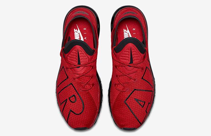 Nike Air Max Flair Gym Red – Fastsole