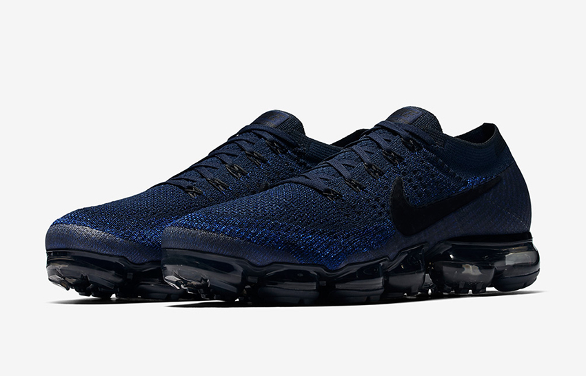 Nike Air Vapormax Navy is Releasing this June 849558-400 FT