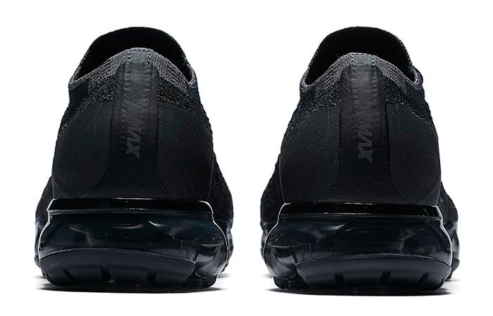 Nike Air Vapormax Triple Black Dark Grey 849558-007 Buy New Sneakers for women in UK Europe EU 01