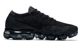 Nike Air Vapormax Triple Black Dark Grey 849558-007 Buy New Sneakers for women in UK Europe EU 04