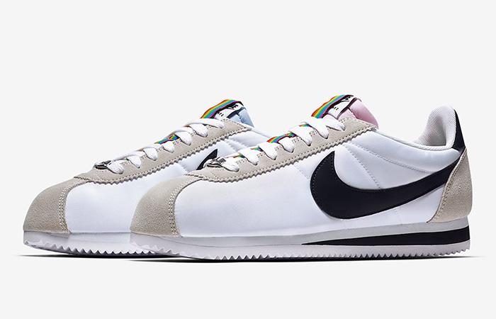 the latest 0b4de acfb4 Nike Cortez OG Be True Silver 902806-100