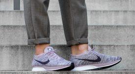 2ddbd1edec51 ... Nike Flyknit Racer Lavender 526628-500 Buy New Sneakers Trainers FOR Man  Women in UK ...