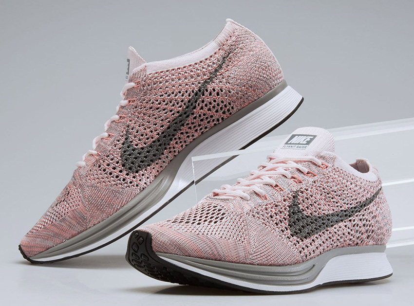 217a24cbab8b Nike Flyknit Racer Macaroon Pack Release Details - 526628-103 526628-102  526628-