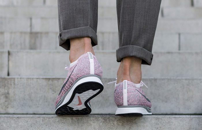 5fa19cb02de6 ... Nike Flyknit Racer Strawberry 526628-604 Buy New Sneakers Trainers FOR Man  Women in UK ...