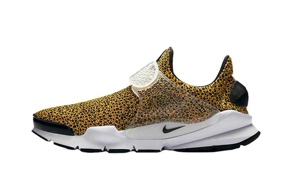 san francisco eb0d1 77f04 Nike Sock Dart Safari Gold