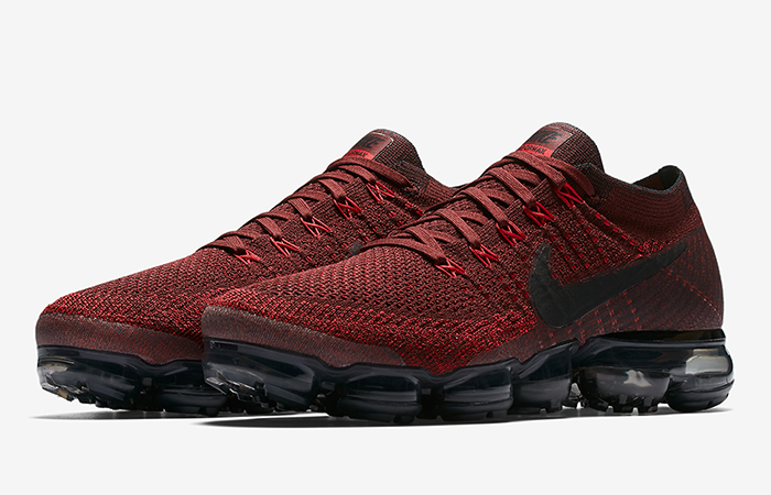 Nike Air VaporMax Red 849558-601Buy New Sneakers Trainers FOR Man Women in UK Europe EU 04