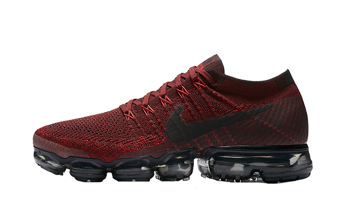 Nike Air VaporMax Red 849558-601Buy New Sneakers Trainers FOR Man Women in UK Europe EU 06