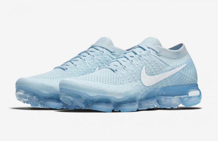 Official Images of Nike Air VaporMax Glacier Blue FT