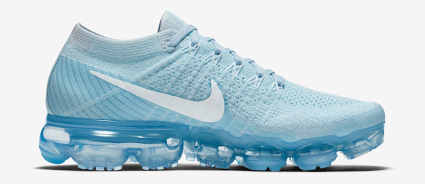 Official Images of Nike Air VaporMax Glacier Blue b