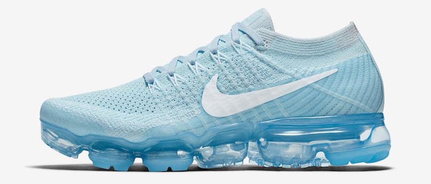 Official Images of Nike Air VaporMax Glacier Blue c